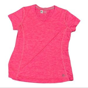 RBX Pink Dry Fit Workout Top